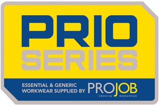 Prio Series Logo