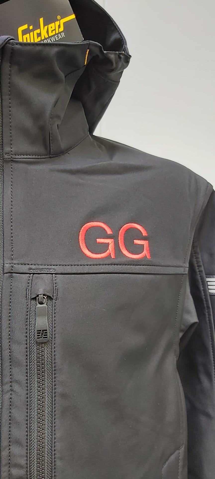 geborduurd logo Gheldof Guy