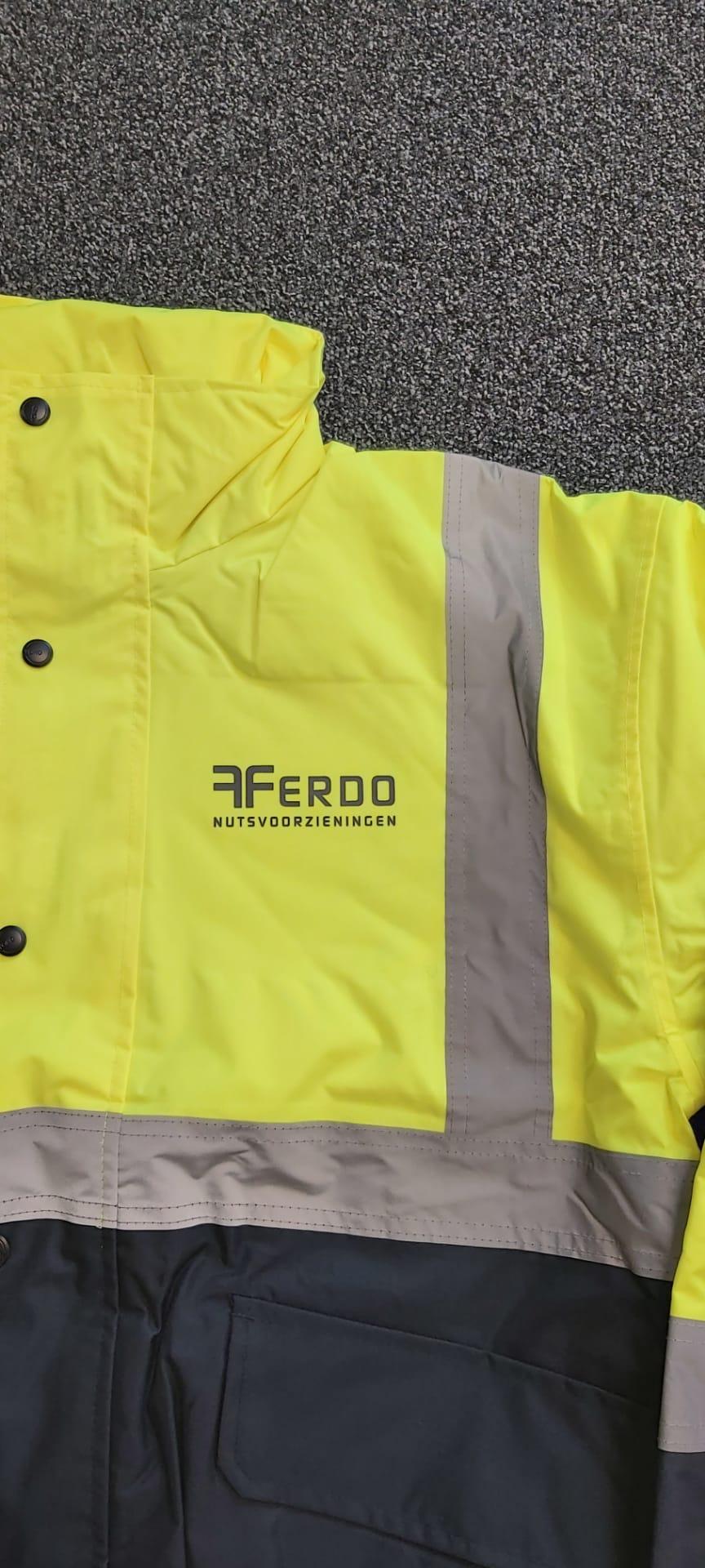 fluo bedrukt Ferdo