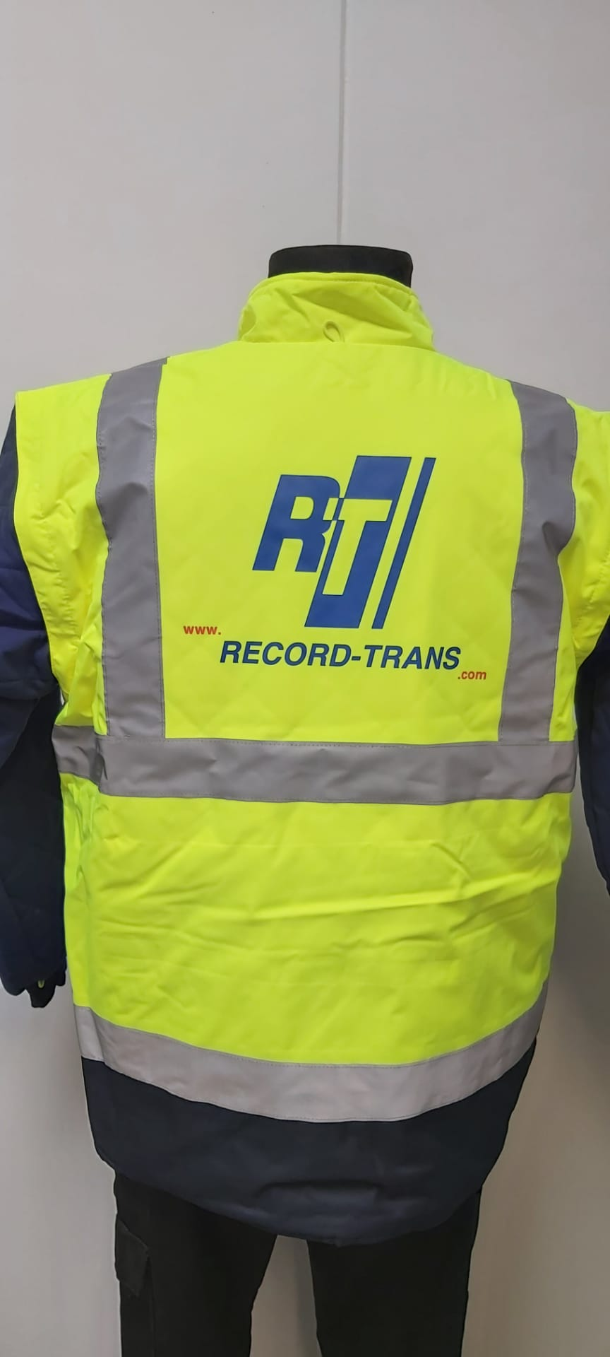fluo bedrukt Record-Trans