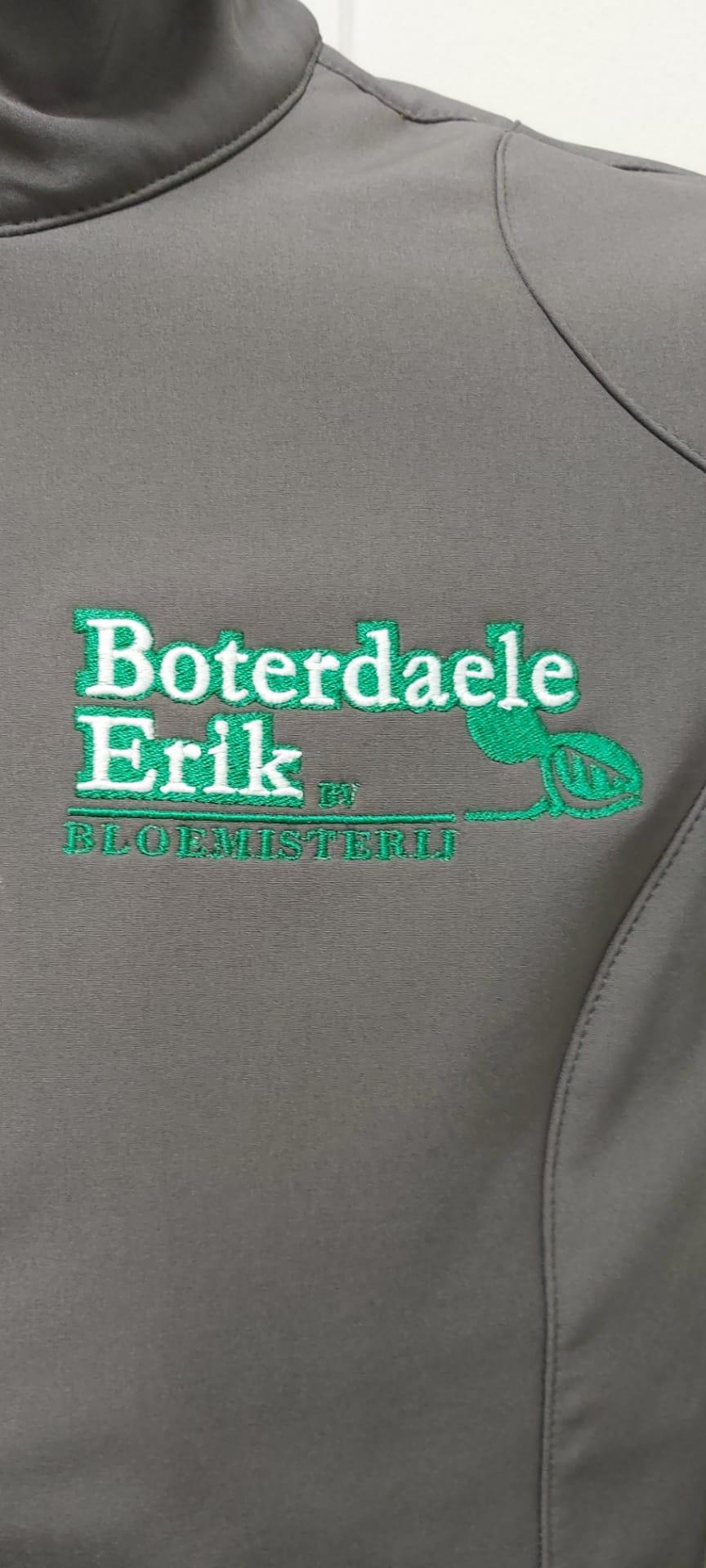geborduurd logo Boterdaele Erik