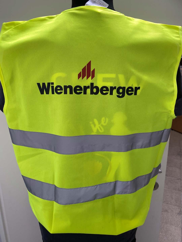 fluo bedrukt Wienerberger