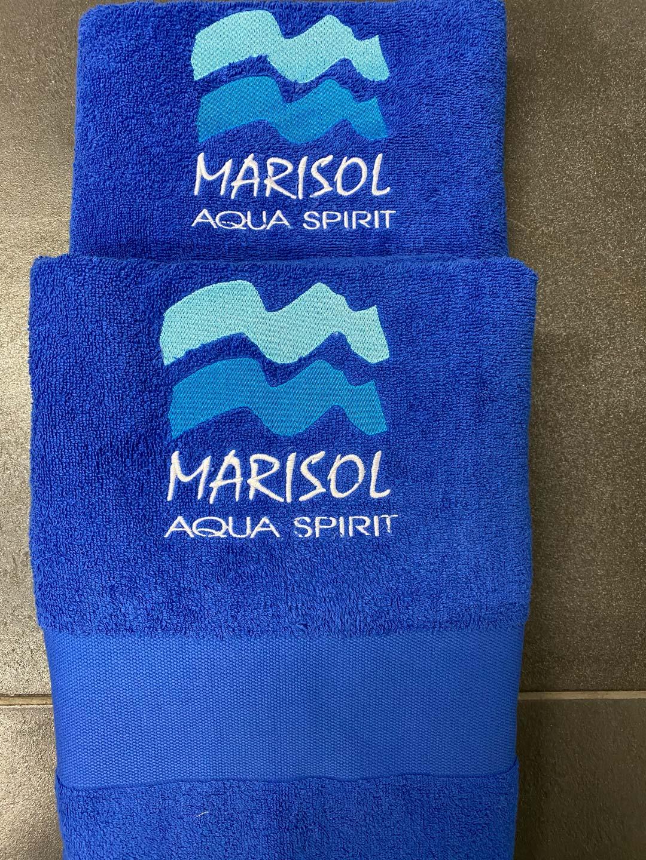 geborduurd logo Marisol