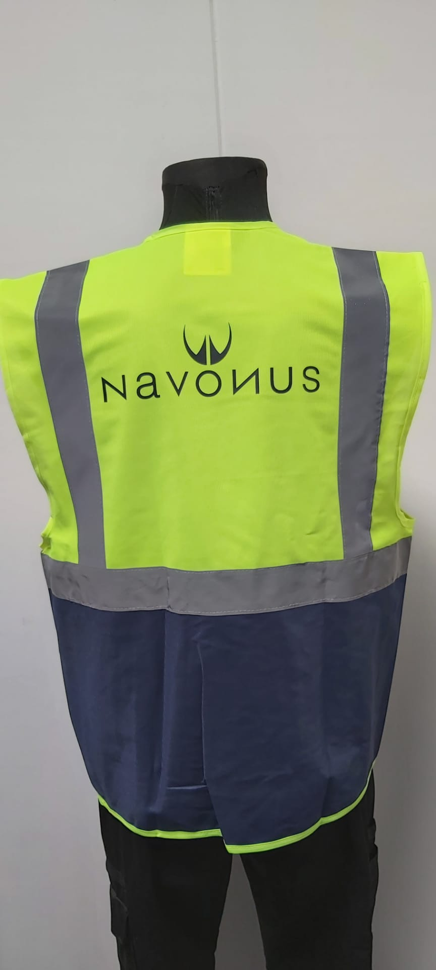 fluo bedrukt Navonus